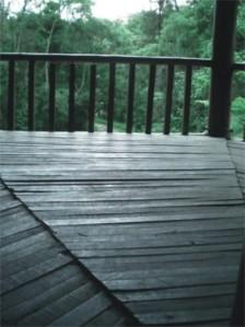 Detalhes de madeira