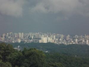 Que tal? Já viu São Paulo desse ângulo?